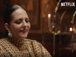 Yolanda Ramos hace de tarotista con estrellas de Netflix