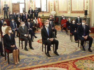 Golpe de Estado del 23F: un 40º aniversario presidido por Felipe VI