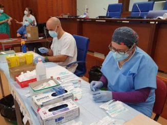 Se acelera el ritmo de vacunación en España