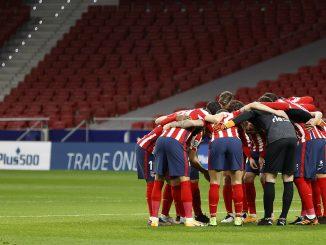Atlético de Madrid: suspenden concentración por posibles positivos