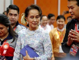 Aung San Kyi
