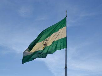 Bandera de Andalucía_Polémica vídeo