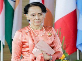 Birmania Golpe de Estado
