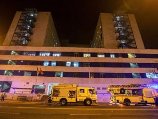 Cádiz hospital Covid