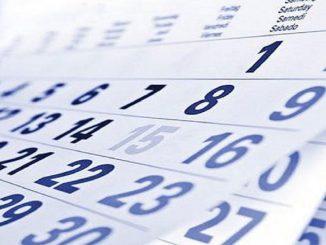 Se acerca la Semana Santa 2021: calendario con días festivos