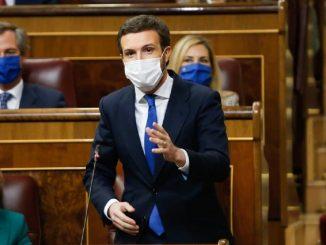 PP anuncia pacto con el PSOE para la renovación judicial
