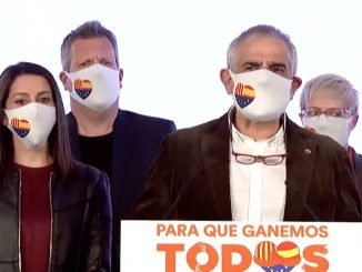 Elecciones catalanas; Cs pierde 30 escaños con respecto a 2017