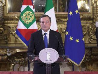 Mario Draghi acepta formar gobierno en Italia para «vencer la pandemia»