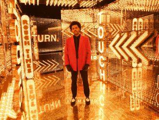 The Weeknd brilló en el descanso musical del Super Bowl