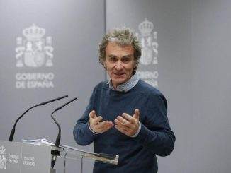 Revelan el sueldo de Fernando Simón como director de la CCAES