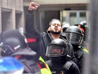 Pablo Hasél desde la cárcel: «Que siga el fuego en las calles»