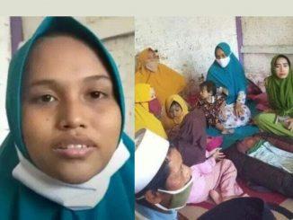 Investigan caso de mujer embarazada en Indonesia