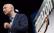 Jeff Bezos y su hermano Mark viajarán al espacio