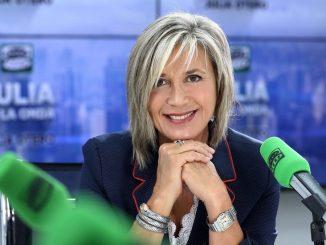 Julia Otero anuncia en su programa que tiene cáncer