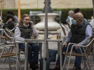 Madrid: cambian las medidas de la hostelería en las terrazas