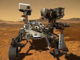 El Perseverance, listo para el aterrizaje en Marte