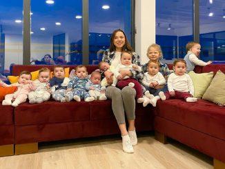 Matrimonio con 11 hijos recurre a los vientres de alquiler