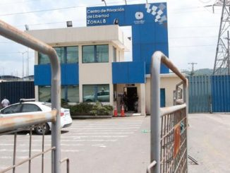 Motines en cárceles de Ecuador
