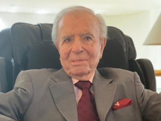 Muere Carlos Menem, ex presidente de Argentina