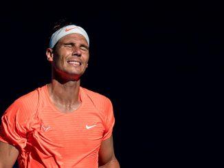 Nadal eliminado del Open de Australia en cuartos de final