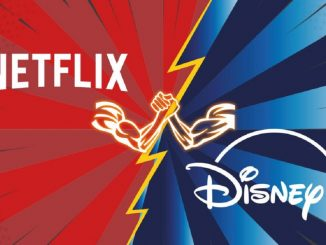 Disney cada vez más cerca de Netflix