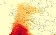 Detectado isótopo radiactivo en las nubes de polvo del Sáhara