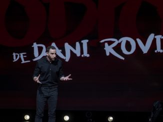Dani Rovira: presenta su monólogo 'Odio' en Netflix