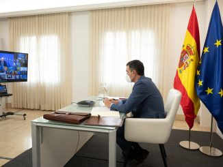Pedro Sánchez habla sobre el emérito y rechaza trato de favor