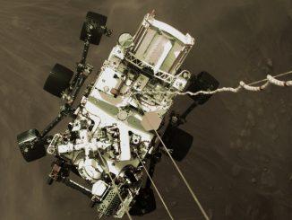 Españoles fueron partícipes de llegada del rover Perseverance a Marte