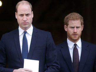 Príncipe Guillermo «triste y conmocionado» por Harry