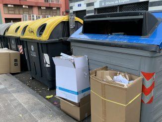 Los comercios dicen: 'No' al modelo de reciclaje de Podemos