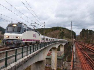 Los maquinistas de RENFE hacen huelga durante 5 días