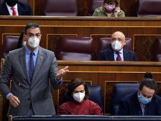 PSOE y Podemos niegan ruptura en la coalición tras sus diferencias
