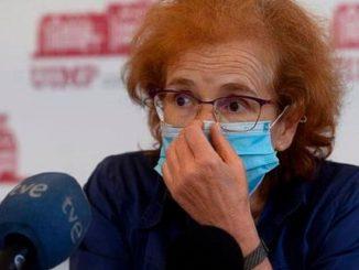 Margarita del Val en contra de mezclar vacunas diferentes