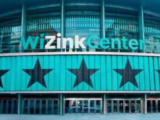 Ayuso utiliza el WiZink Center como punto de vacunación masiva