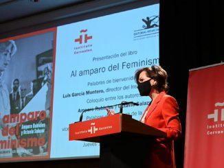 Carmen Calvo anuncia una ley contra la prostitución