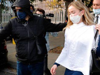 Angela Dobrowolski ha sido atacada dentro de la cárcel por narcos