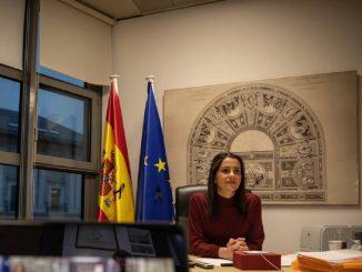 Inés Arrimadas sobre Díaz Ayuso: «Es una irresponsable»