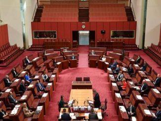Australia: los actos sexuales de varios diputados en el Parlamento