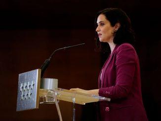 Fecha de las elecciones en Madrid convocadas por Ayuso