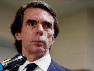 José María Aznar: «No he conocido la contabilidad b del PP»