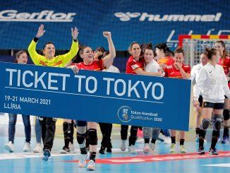 Balonmano femenino: España gana a Argentina y se clasifica para los JJOO