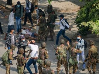 Violencia militar en Birmania: cada día mueren más personas
