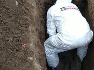 Colombia: encuentran en Bogotá una fosa común con cadáveres