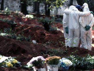 Brasil alcanza su récord con 3.000 muertes diarias por Covid-19