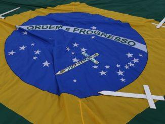 Brasil muertes Covid