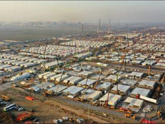 Campos de cuarentena en China: revelan donde encierran a las familias