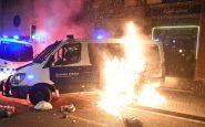 Disturbios: los Mossos hallan un grupo organizado de italianos