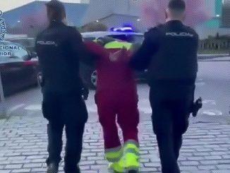 El crimen del conductor de ambulancias fue por celos