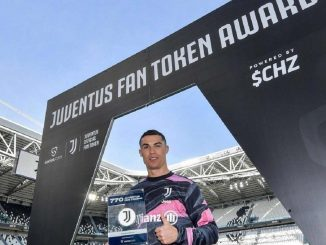 Cristiano Ronaldo, primer jugador premiado con tokens virtuales